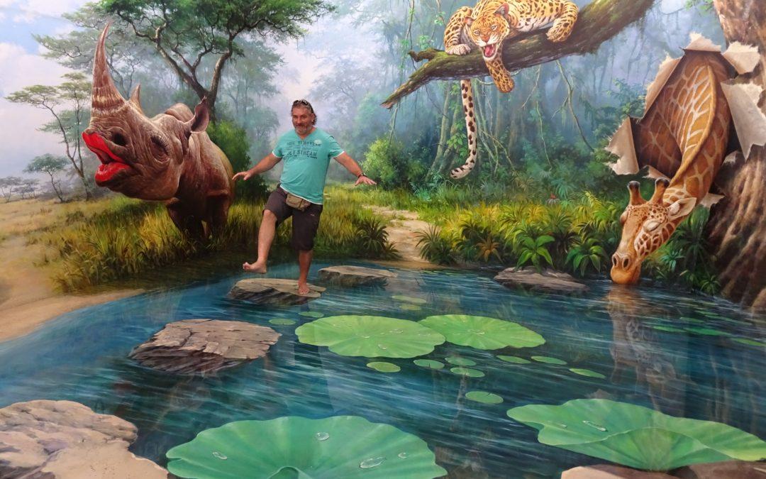 3D muzej Art in Paradise