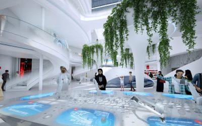 Emirates predstavio svoj paviljon