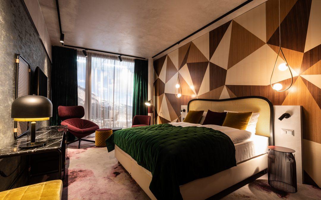 The Hide Hotel Flims, Švicarska