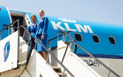 KLM održivo gorivo