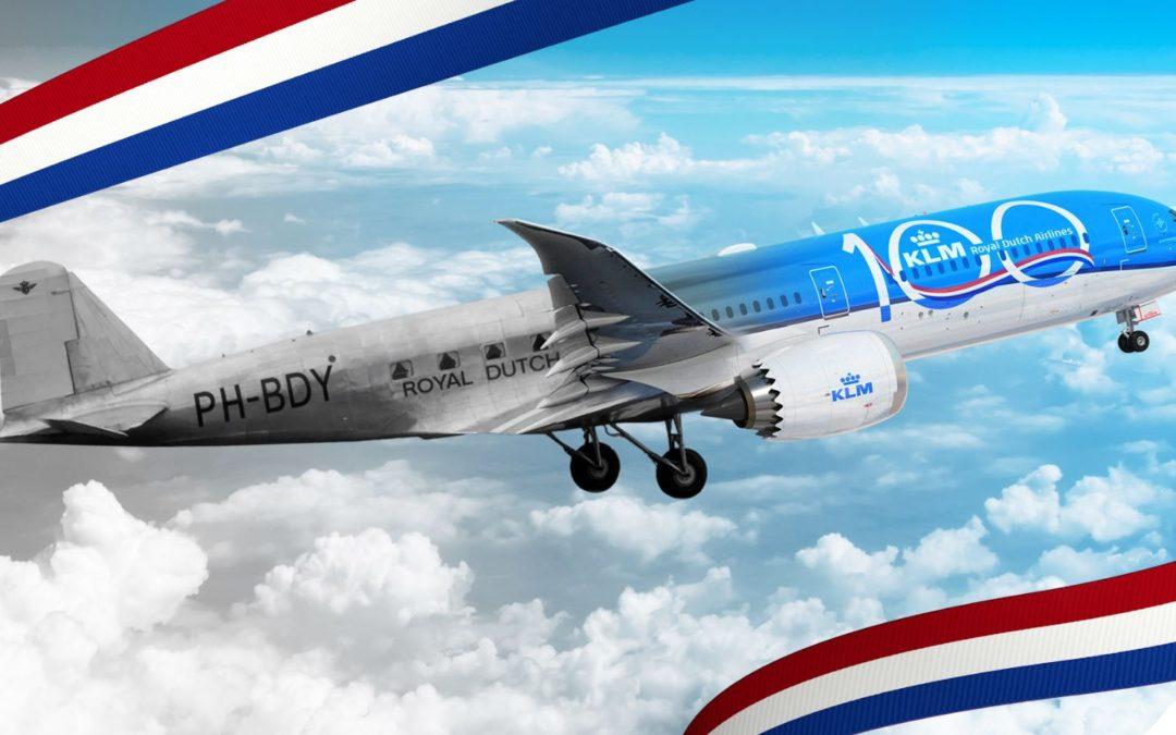 Odigraj KLM-ov rođendanski kviz i osvoji nagradu!