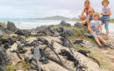 Putovanja s djecom – Galapagos