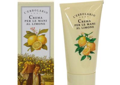 Limun krema za ruke