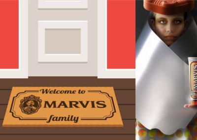 Marvis paste za zube