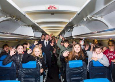 Croatia Airlines nagradio učenike