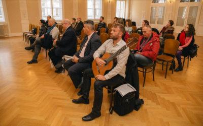 Hrvatski glazbeni zavod ugostio je novinare u obnovljenom i dotjeranom prostoru