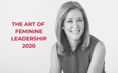 """The Art of Feminine Leadership"""