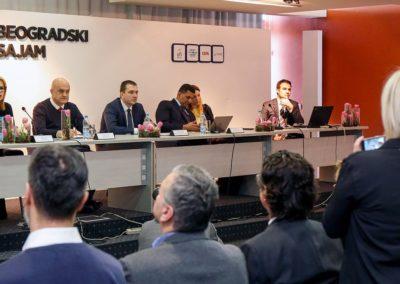 Beogradski sajam turizma - Press konferencija5