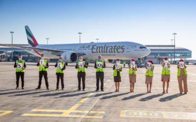 Emiratesovo zemaljsko osoblje emotivno je ispratilo posljednje letove