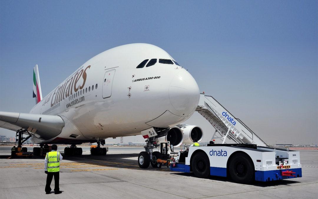 Poslovne odluke Grupacije Emirates kao odgovor na COVID-19