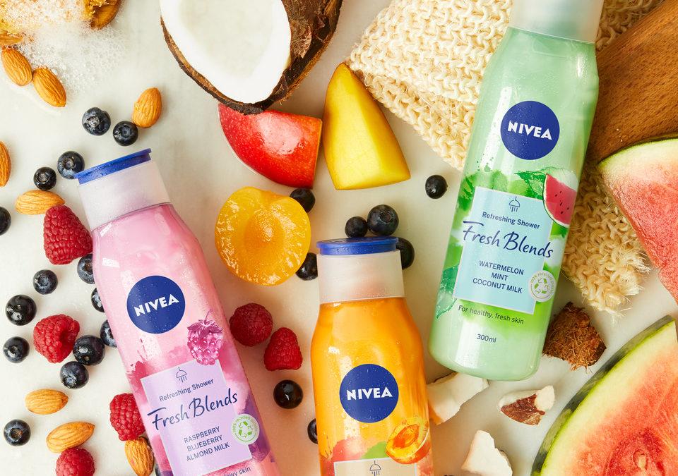 NIVEA donosi oazu voćnih osvježenja za svako doba dana