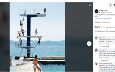 Belgijska VTM televizija i pariški Vogue preporučuju Hrvatsku kao idealnu ljetnu destinaciju