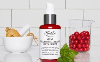 Kiehl's predstavlja Vital Skin-Strengthening Super Serum