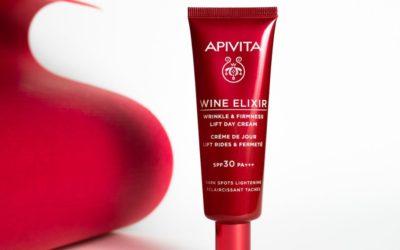 Apivita nadopunila Wine Elixir liniju