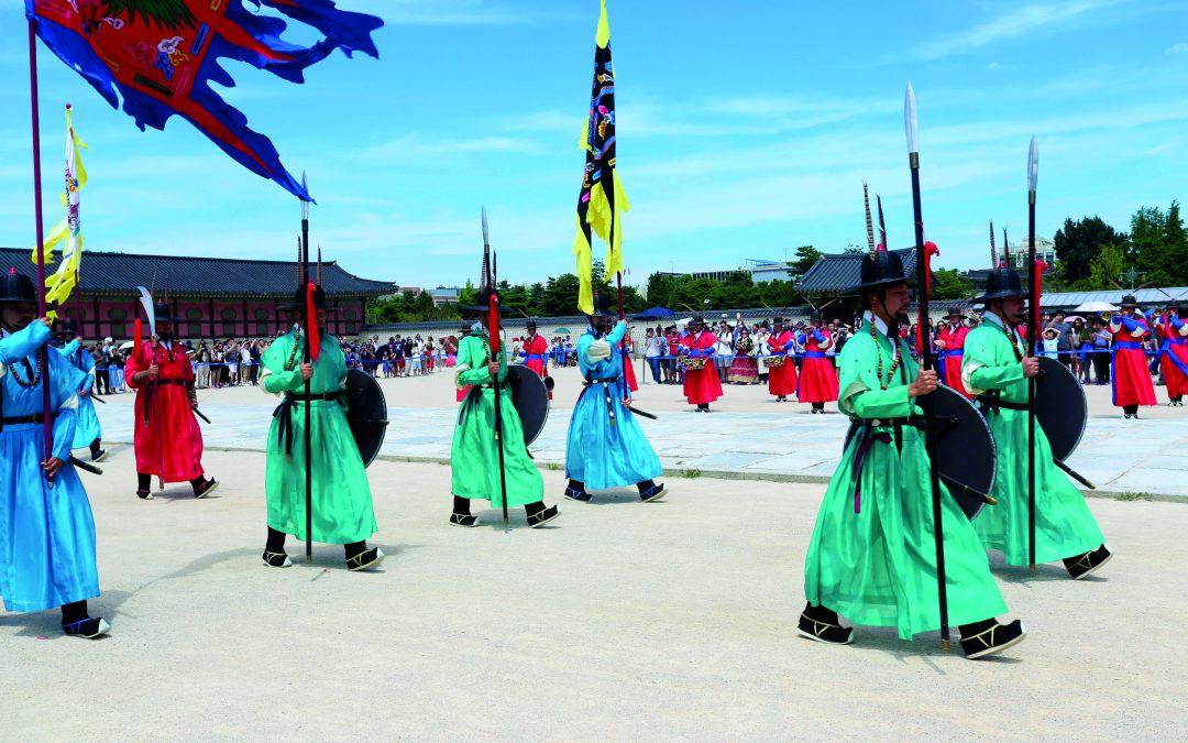 Tradicionalna, ali otkačena Južna Koreja