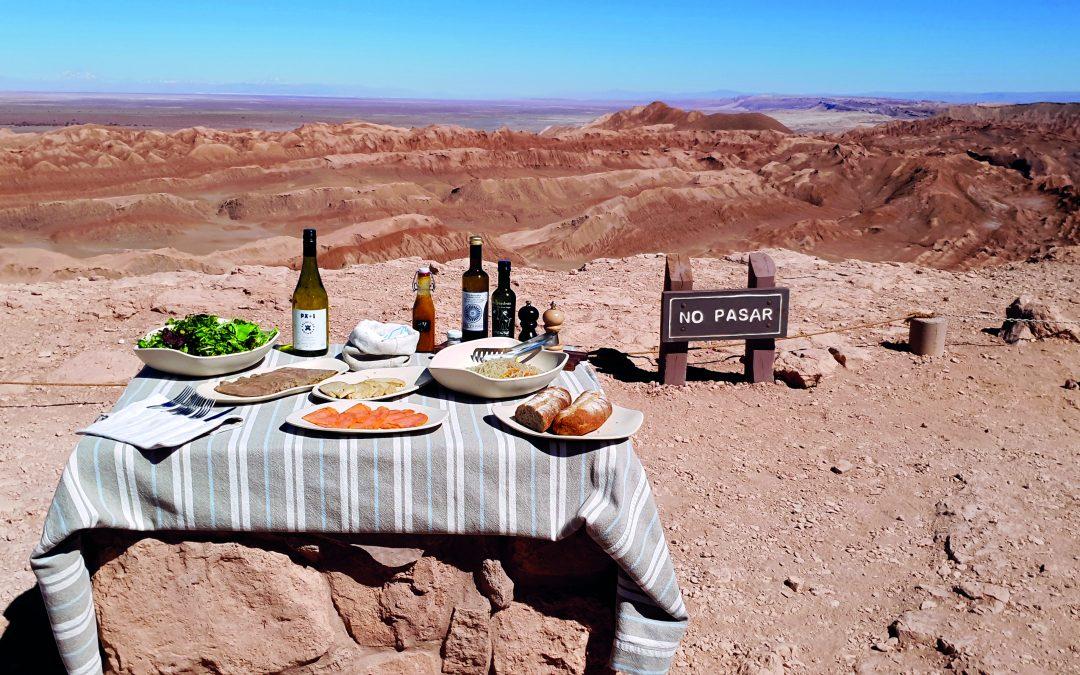 Impresivna pustinja Atacama u zemlji superlativa