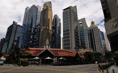 Singapur, ekološki osviješten grad budućnosti