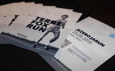 Sve je spremno za obljetničku trku Terry Fox Run