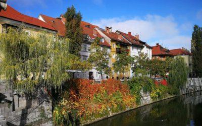 Ljubljana – čist i održiv grad za bicikliste