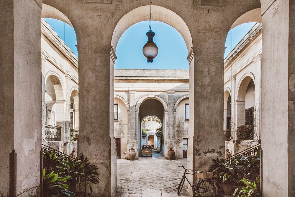 Palazzo Daniele, novi život gradske palače