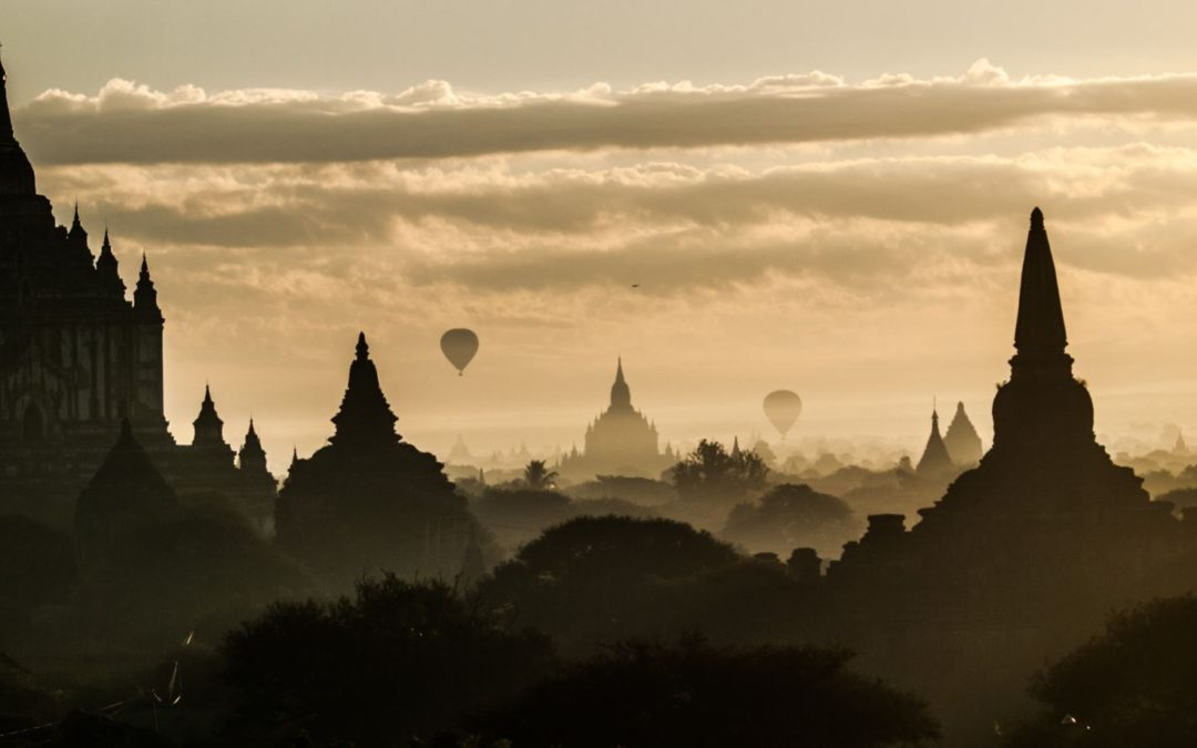 Neopterećenost zapadnom civilizacijom u Mijanmaru