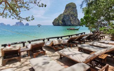 Tajland: Ležernost uživanja na Andamanskom moru