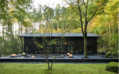 Tajni vrt Aman Kyoto u srcu šume