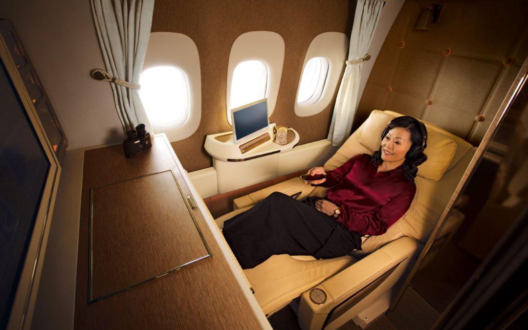 Emirates osvojio nagradu Tripadvisora za prvu klasu