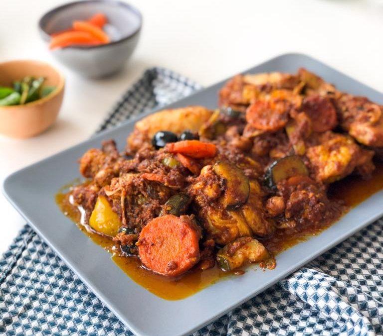 Jedem doma: curry kelj ili marokanska piletina?