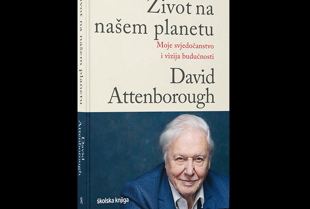 Školska knjiga izdala remek djelo Davida Attenborougha
