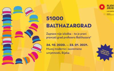 U Rijeci se otvara vesela izložba 51000 Balthazargrad
