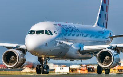 12 europskih odredišta Croatia Airlinesa u studenom