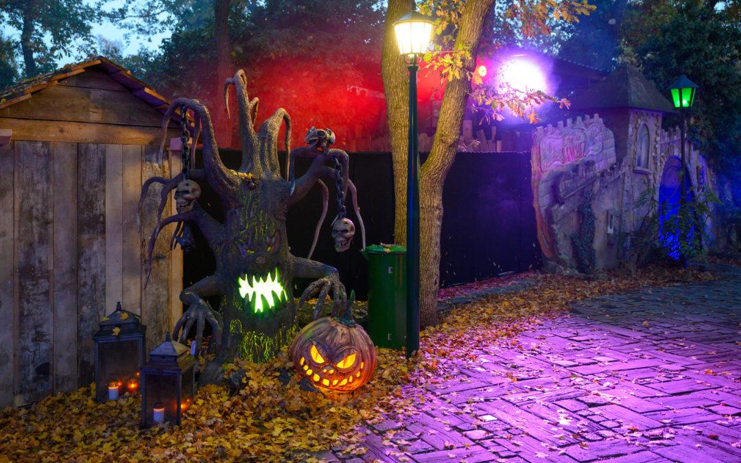 Noć vještica u tematskom parku Familypark