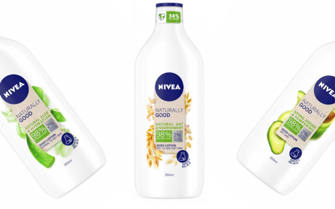 Činite dobro za svoju kožu i planet uz NIVEA losione
