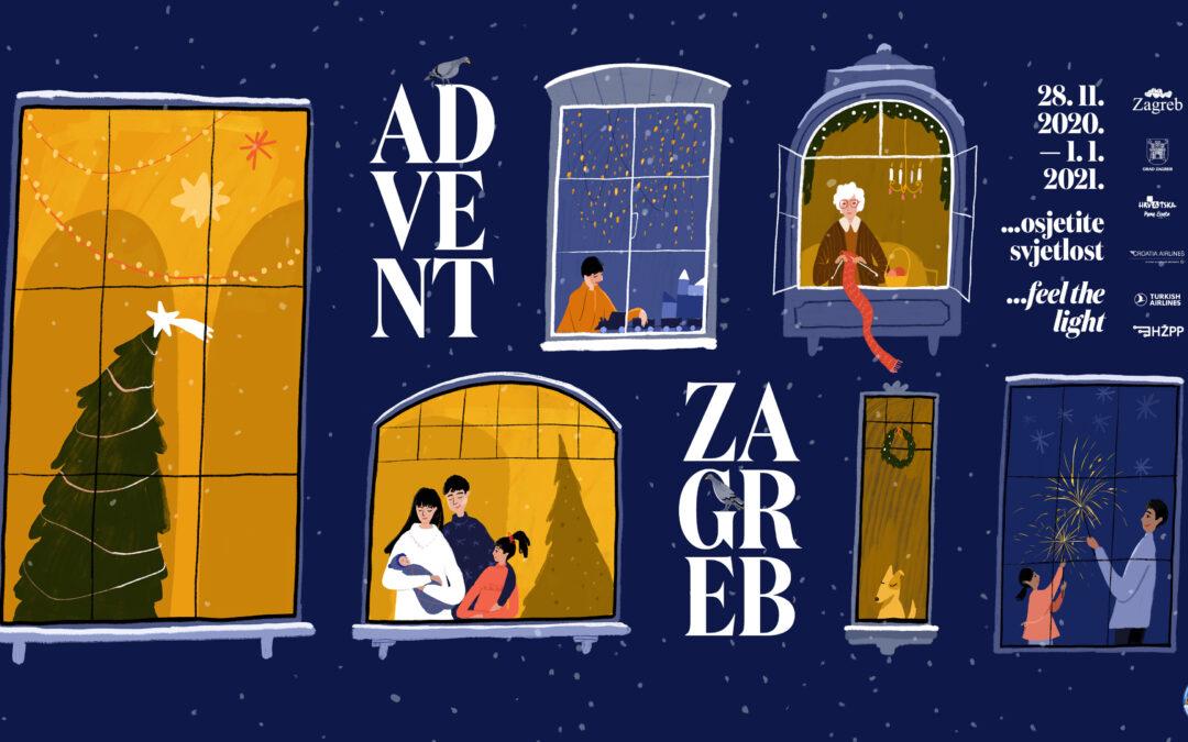 Advent u Zagrebu: 28. studeni – 1. siječnja