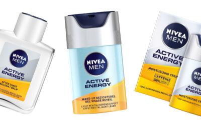 Razbudite umornu kožu uz NIVEA MEN ACTIVE Energy
