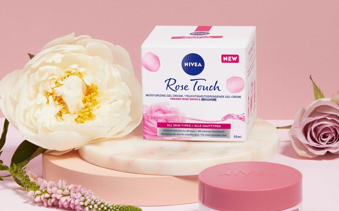 NIVEA Rose Touch linija s ružinom vodicom