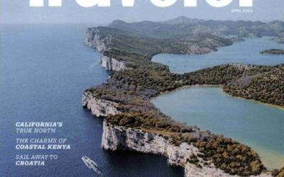 Hrvatska na naslovnici NY Condé Nast Travelera
