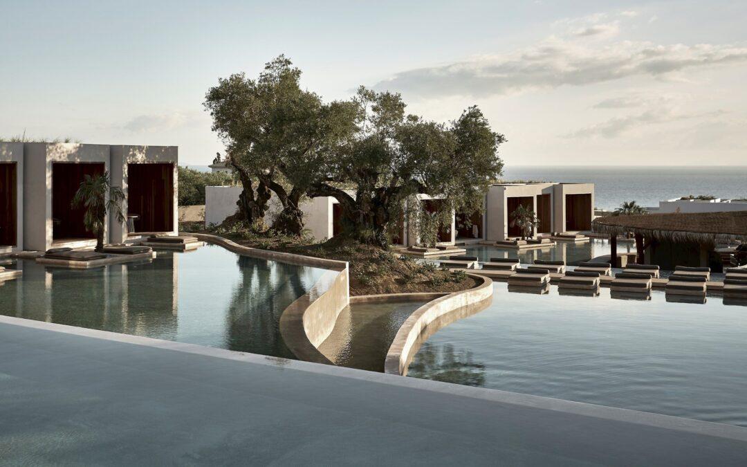 Tropsko-modernistički bijeg od stvarnosti – Olea All Suite Hotel