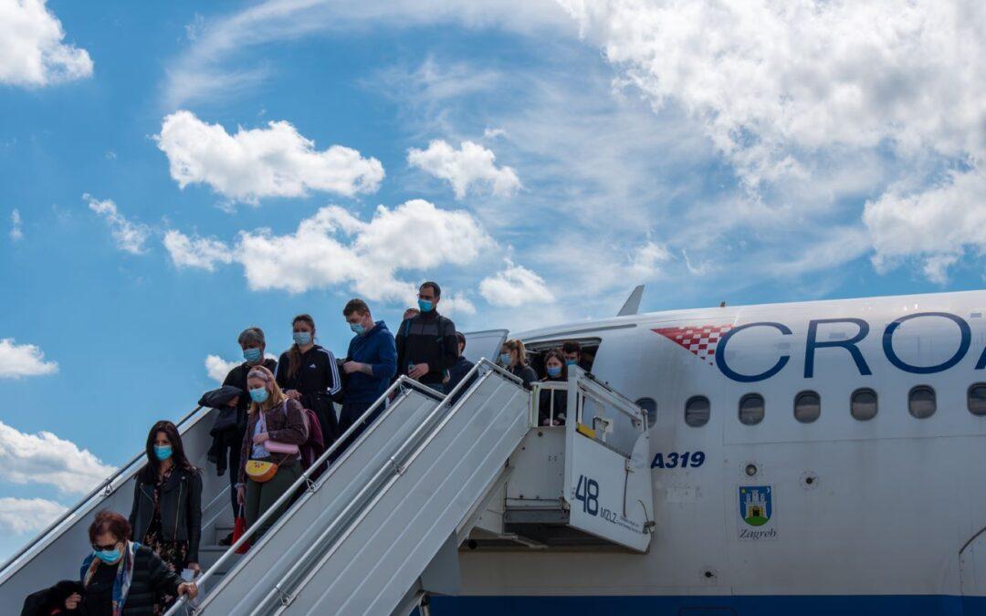 Doček putnika na liniji Zagreb – Dublin