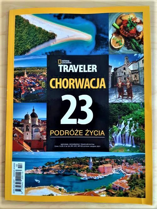 Poljski National Geographic Traveler posvećen Hrvatskoj