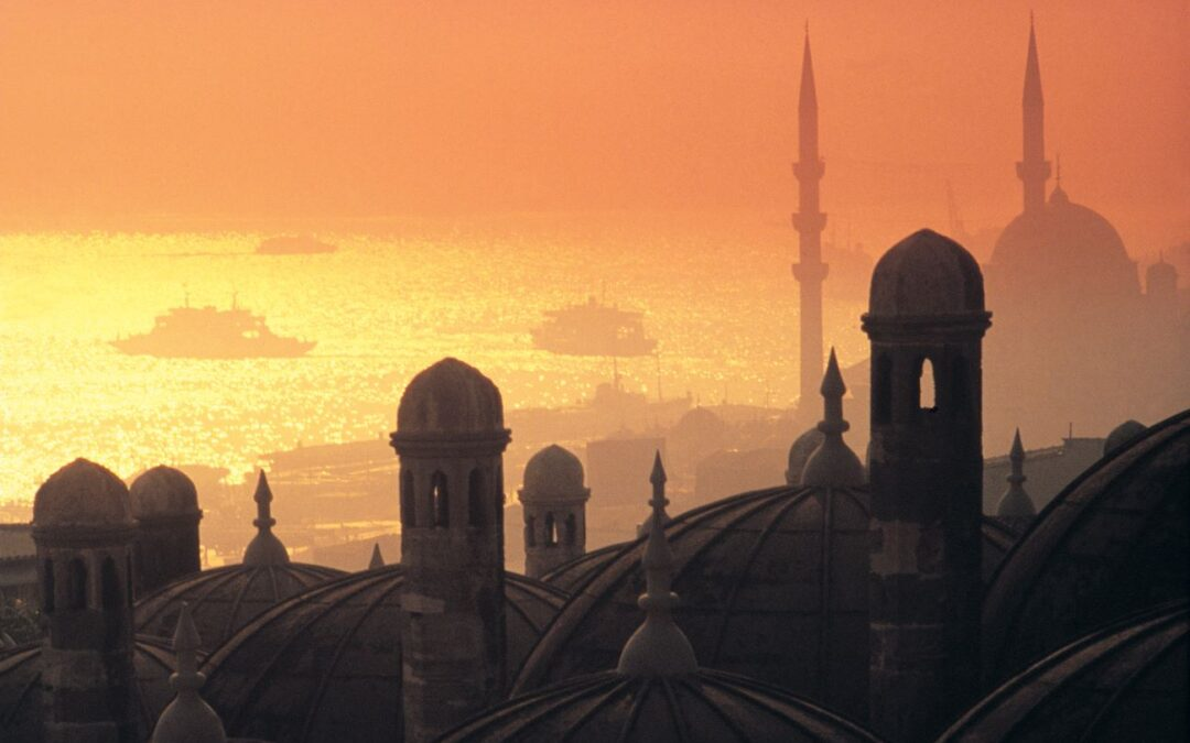 Istanbul, megalopolis na dodiru Istoka i Zapada