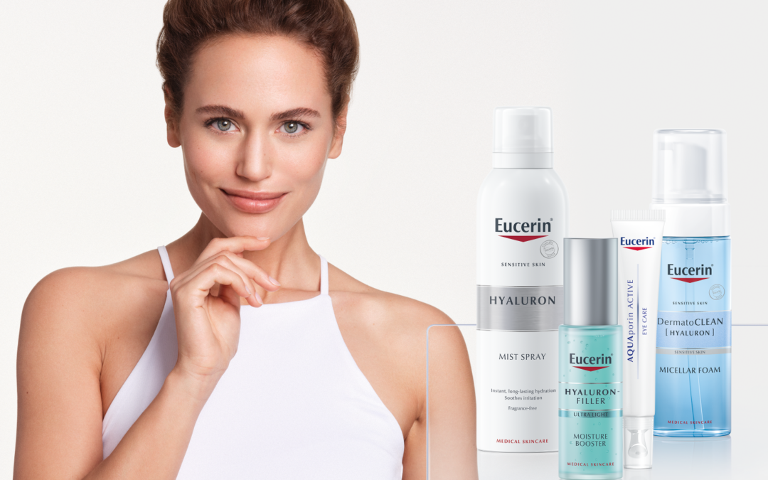 Eucerin DermatoCLEAN – njega potpune hidratacije