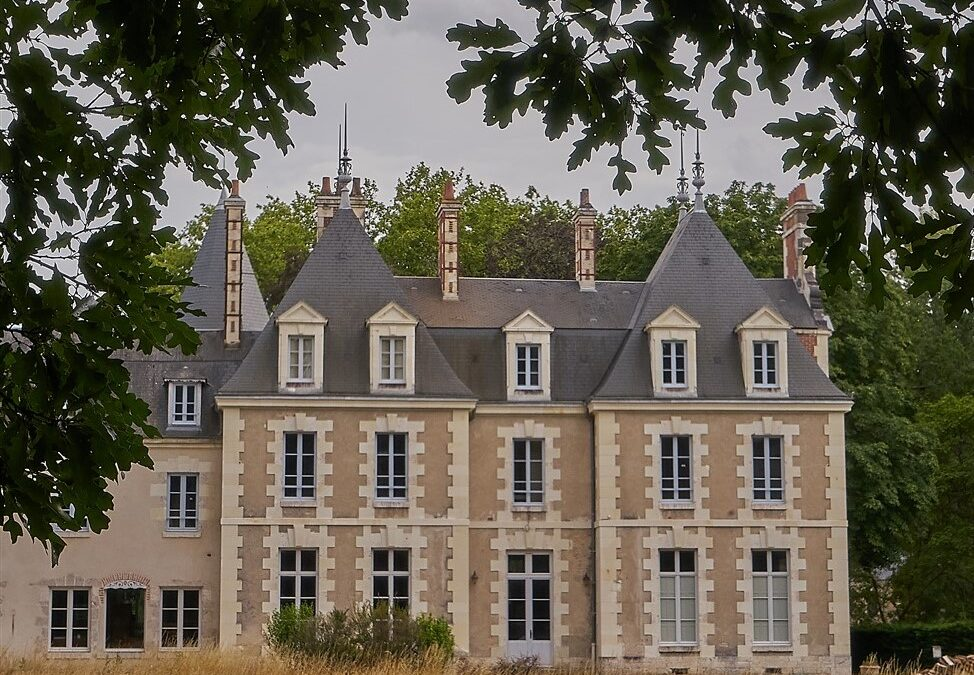 Seoske čari imanja Les Sources de Cheverny