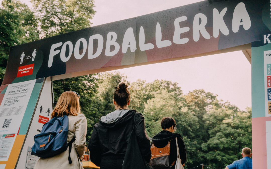 Foodballerka otvorena u rasplesanoj atmosferi