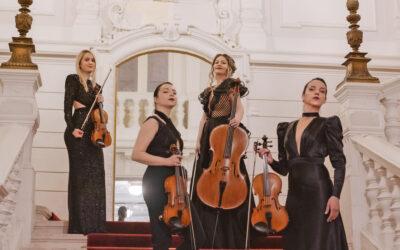 Vortex Strings u Hrvatskom glazbenom zavodu