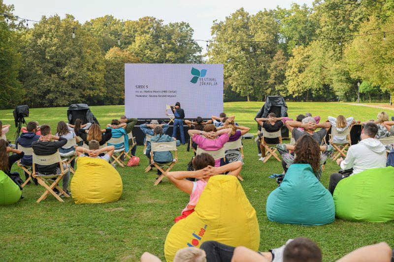 Festival zdravlja po drugi put u Maksimiru