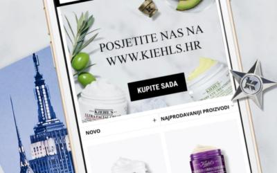 Kiehl's predstavlja svoj hrvatski webshop