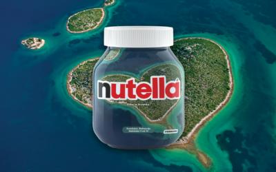Nutella slavi prirodne ljepote Hrvatske
