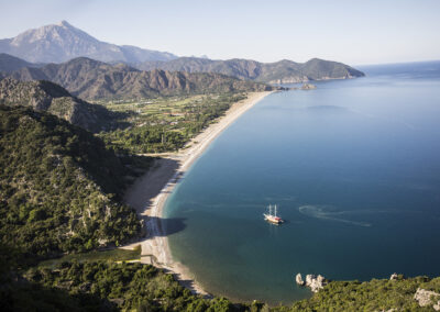 Olympos Bay